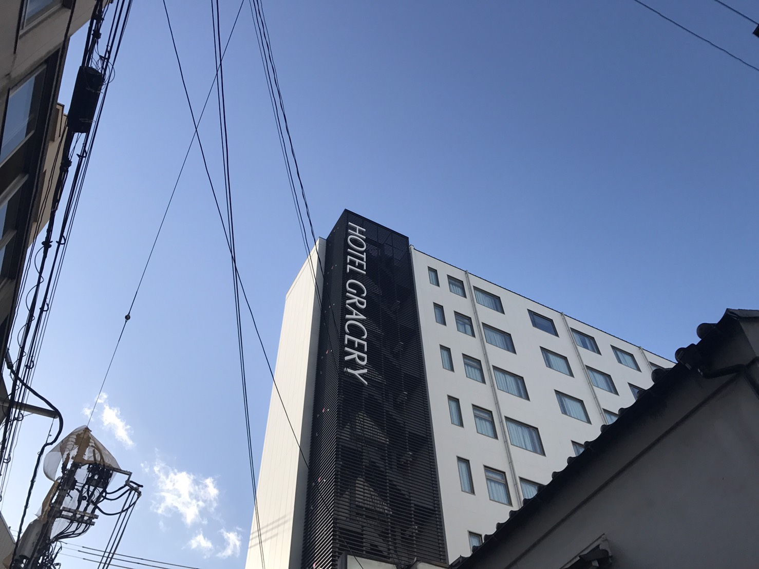 ホテルグレイスリー京都北館・内装工事