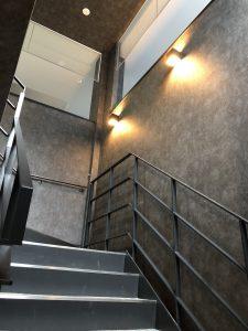 階段クロス