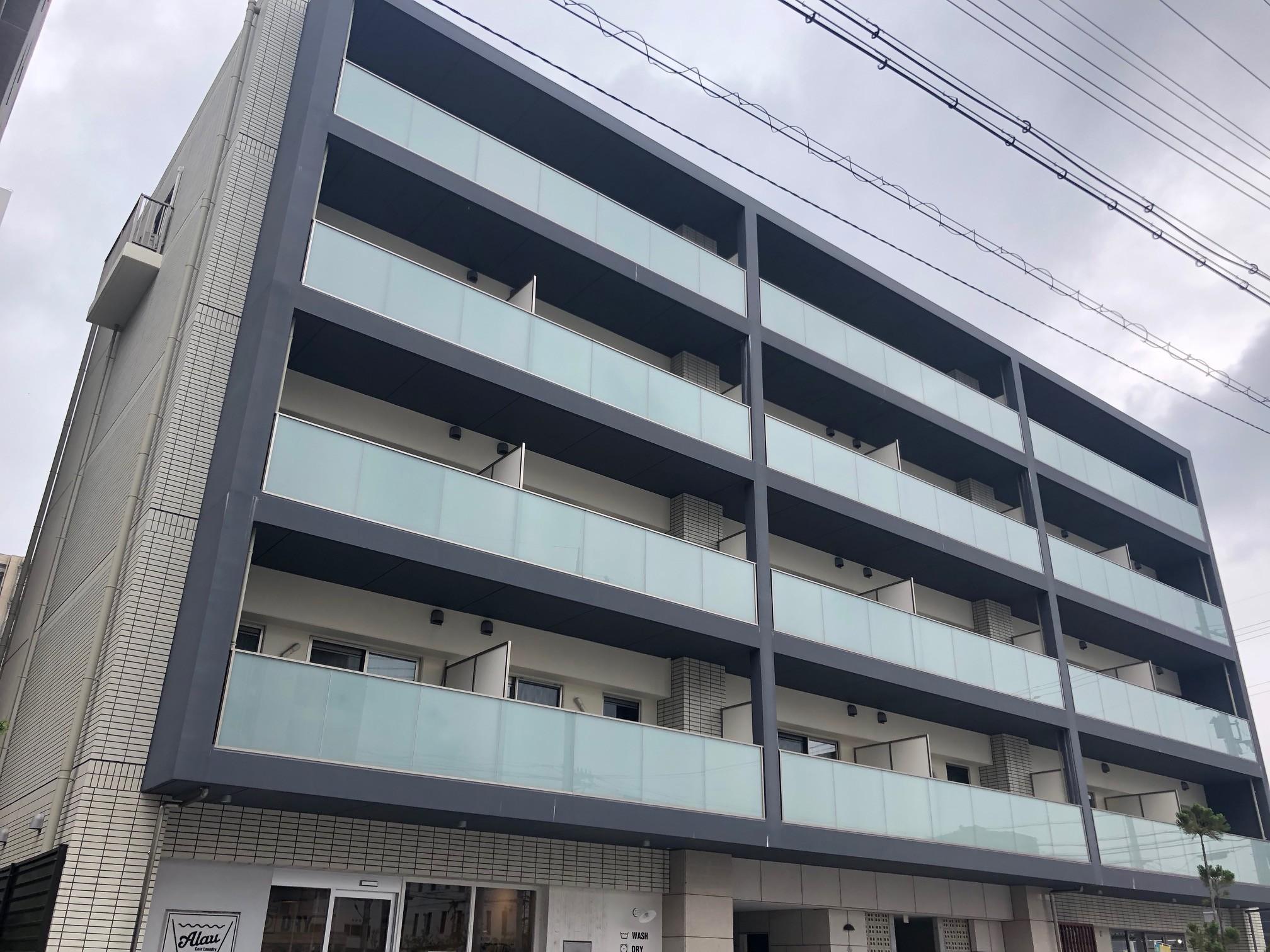 阪急洛西口駅前長谷川マンション・内装工事